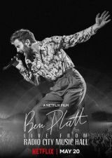 Ben Platt New York-i koncertje