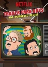 Fiúk a lakókocsiparkból: A rajzfilmsorozat