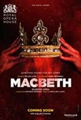 Giuseppe Verdi: Macbeth  A Royal Opera House 2018-as élő közvetítésének felvétele