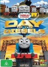 Thomas és barátai: A dieselek napja