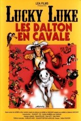 Lucky Luke: A Daltonok szökésben