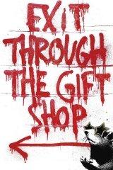 Kijárat az ajándékbolton át