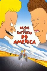 Beavis és Butt-head lenyomja Amerikát