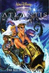Atlantisz 2: Milo visszatér
