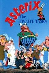 Astérix tizenkét próbája
