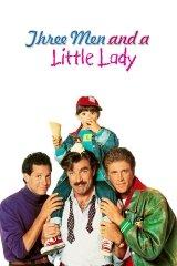 Három férfi és egy kis hölgy