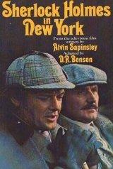 Sherlock Holmes New Yorkban