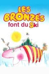 A bronzbarnák síelni mennek