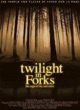 Alkonyat Forksban: A Twilight Saga városa