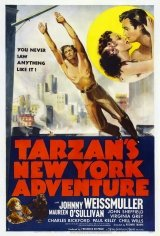 Tarzan New Yorkban