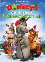 Szamár karácsonyi Shrekkentése
