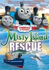 Thomas és barátai: Kaland a Ködfátyol-szigeten