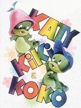 Katy, Kiki y Koko