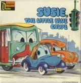 Susie, a kicsi kék autó