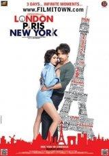 London, Párizs, New York