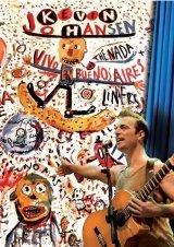 Kevin Johansen: Vivo en Buenos AIres
