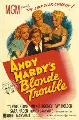 Andy Hardy's Blonde Trouble