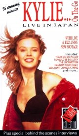 Kylie Minogue: Kylie... On The Go
