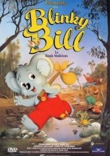 Blinky Bill kalandjai