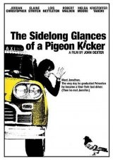 The Sidelong Glances of a Pigeon Kicker