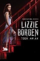 Lizzie Borden fejszét fogott