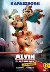 Alvin és a mókusok 4.- A mókás menet