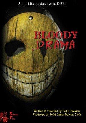 Poster - Bloody Drama (2017)