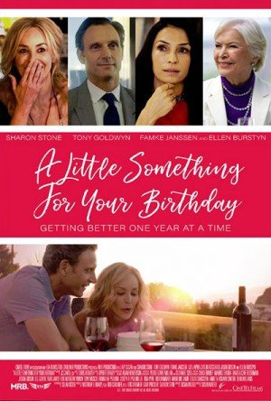 Poster - A Little Something for Your Birthday (2017)