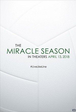 Poster - The Miracle Season (2018)