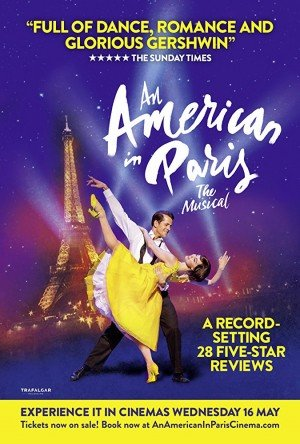 Poster - An American in Paris: The Musical (2018)