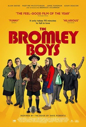 Poster - The Bromley Boys (2018)