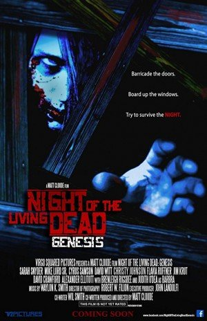 Poster - Night of the Living Dead: Genesis (2020)