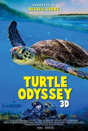 Poster - Turtle Odyssey (2018)