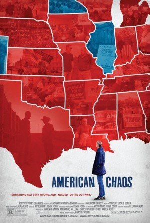 Poster - American Chaos (2018)