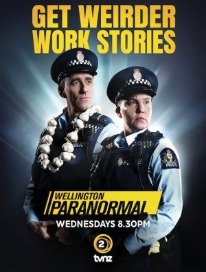 Poster - Wellington Paranormal (2018)