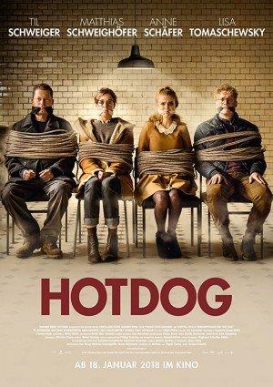 Poster - Hot Dog (2018)