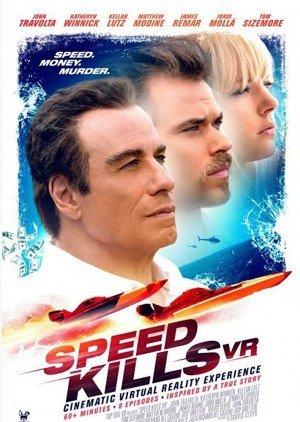 Poster - Speed Kills (2018)