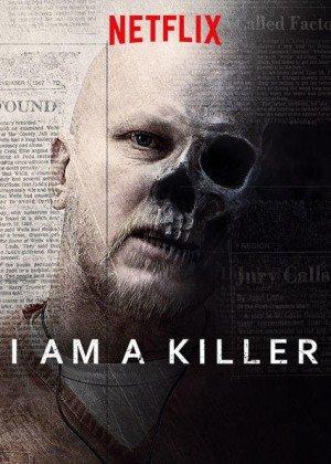 Poster - I am a Killer (2018)