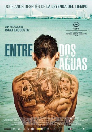 Poster - Entre dos aguas (2018)