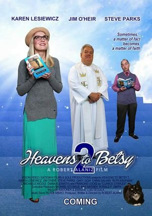 Poster - Heavens to Betsy 2 (2019)