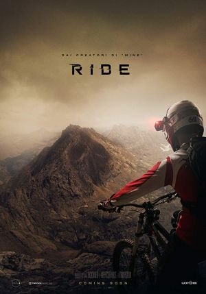 Poster - Ride (2018)