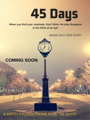 Poster - 45 Days (2019)