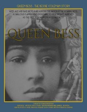 Poster - Queen Bess: The Bessie Coleman Story (2019)