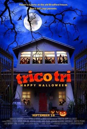 Poster - Trico Tri Happy Halloween (2018)