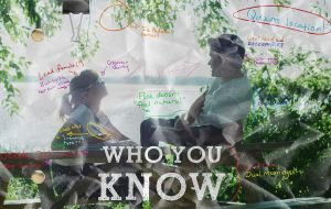 Poster - Who You Know (2019)
