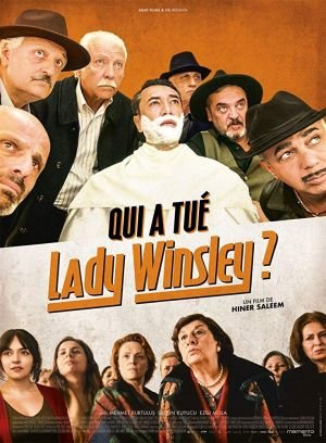 Poster - Lady Winsley (2018)