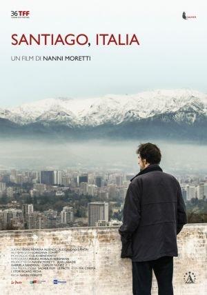 Poster - Santiago, Italia (2018)