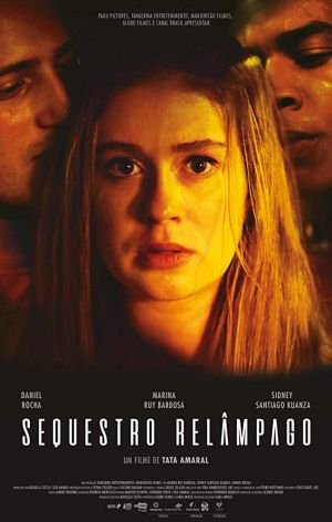 Poster - Sequestro Relâmpago (2018)