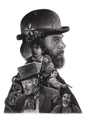 Poster - Medicine Men (2019)