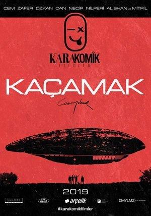 Poster - Karakomik Filmler: Kaçamak (2019)